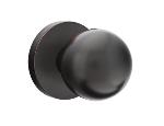 Emtek  C5109-OR  Orb Knob with Disk Rosette Supplied with a 28 Degree Rotation Latch and concealed s