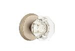 Emtek 7106-OT Old Town Clear Knob With No. 2 Rosette
