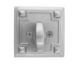 Emtek  8554  Arts & Crafts Single Sided Deadbolt Deadbolt