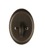 Emtek  8558  Saratoga Single Sided Deadbolt Deadbolt
