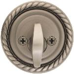 Emtek  8564  Rope Single Sided Deadbolt Deadbolt