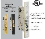 Emtek  3800  Knob by Knob or Lever by Lever Mortise Lock Box